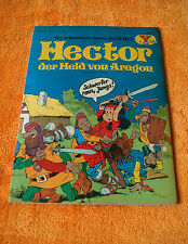 YPS Comic Band Nummer.1 'Hector der Held von Aragon' von 1976