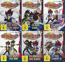 Beyblade Metal Fusion ( Anime auf Deutsch ( 6 DVDs 1-26 ) NEU OVP