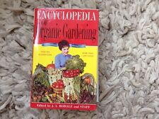 J I Rodale, Encyclopedia of Organic Gardening