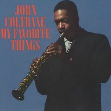 John Coltrane - My Favorite Things - NEW ATLANTIC LP - SEALED HQ 180g Tyner