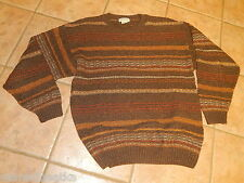 VTG AUTHENTIC ST JOHN BAY MENS SWEATER SIZE L