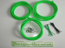 Vauxhall Astra turbo VXR  Vacuum Hose/Engine dress up  kit - GREEN