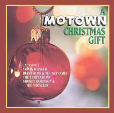 Motown Legends: A Christmas Gift by Various Artists (CD, Sep-1994,...
