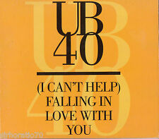 UB40 I Can't Help Falling In Love With You CD Single / Digipak