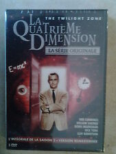 22737 // LA QUATRIEME DIMENSION- LA SERIE ORIGINALE - COFFRET INTEGRAL SAISON 2