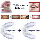 Soft and Hard 2pcs Dental Orthodontic Teeth Braces Tooth Retainer - Phase I + II
