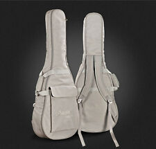 Advanced Astraea Waterproof Padded Acoustic Guitar Gig Bag Soft Case Grey + Gift