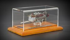 CMC 1/18 Maserati Tipo 61 Birdcage Motor (1961) Engine with Showcase ITEM: M-126