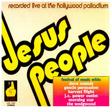 JESUS PEOPLE - Recorded Live At The Hollywood Palladium