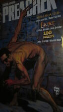 Vertigo presenta n. 5 Lucifer,100 Bullets,Hellblazer,Preacher ed.Magic Press