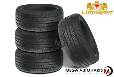 4 X New Lionhart LH-503 225/45ZR17 94W XL All Season High Performance Tires