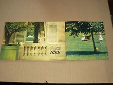 Beau catalogue  SIMCA 1000 , prospectus, prospekt, brochure
