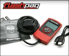 Superchips Flashpaq Handheld Tuner 2010-2011 Dodge Ram 2500 3500 6.7L Diesel