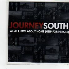 (FN25) Journey South, What I Love About Home - 2009 DJ CD