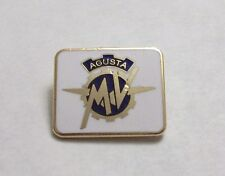 MV AGUSTA ENAMEL LAPEL PIN BADGE