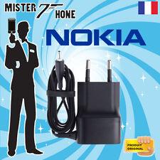 CHARGEUR SECTEUR VOYAGE ORIGINE AC-11E 450mAh NOKIA N90 N93i N95 N81 8Gb N96 X3