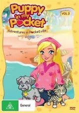 PUPPY IN MY POCKET : Volume 2 - DVD - UK Compatible - sealed