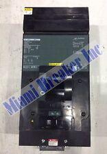 LAL36400 Square D  Circuit Breaker 3 Pole 400 Amp 600V