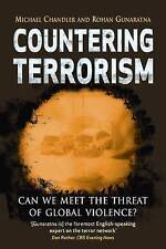 COUNTERING TERRORISM by Michael Chandler : WH2-R6B : PB076 : NEW BOOK