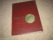 GLENBROOK SOUTH  high school HS 1979  Yearbook  glenview  illinois vol XVII 79