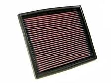 K&N Air Filter Element 33-2142 (Performance Replacement Panel Air Filter)