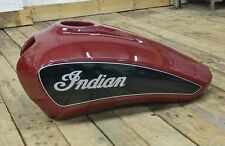 INDIAN SCOUT FUEL TANK STICKERS DECAL LAMINATED VINYL PAIR BLACK SILVER OPT. 3