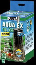 Jbl AQUAEX ** nano shrimp safe ** gravel cleaner 10-35 petit aquarium aqua ex