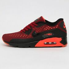NEW Nike Air Max 90 Ultra BR Breathe Black Red Mens Running Shoes 725222 600