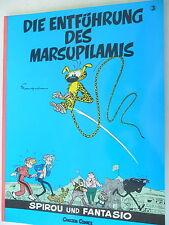 1 x Comic - Spirou und Fantasio - Nr. 3 - 1. Auflage -Carlsen - Z.1-2