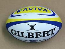 New Gilbert Rugby Aviva Premiership Virtuo Match Ball -Size 5