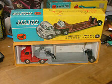 vintage Corgi 1104 Carrimore MACHINERY CARRIER VN/MINT Boxed