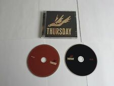 Thursday - Kill the House Lights (CD DVD 2 DISC SET )