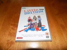 LITTLE BRITAIN Complete First Series 2 Discs PAL Region 2+4 BBC BAFTA DVD SET