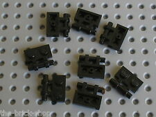 LEGO black Plate 2540 / Set 6285 10040 10133 10194 7751 7660 6271 6290 6289 6243