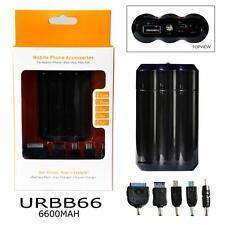 6600mAh USB Portable Backup Battery Charger PowerBank Samsung Galaxy S3,S4,S5,S6