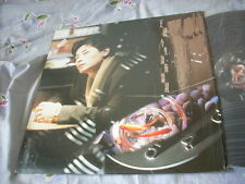 a941981  Dave Wang Chieh 王傑 HK 今生無悔 LP Poster in shrink
