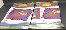 Disney The Lion King Border Decorative Wallpaper Border Simba Lot Of 2 Prepasted