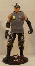 WWE Mattel Elite Series 3 The Miz With Bandana Hat Shirt Stand (Loose/Complete)