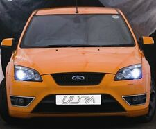 FORD FOCUS Mk2 (04-08) Nero Halo ANGEL EYE Proiettore Fari Anteriori luci