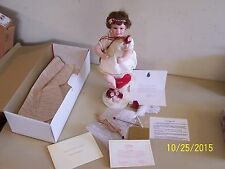 New Vintage Georgetown Collection Cupid Ann Timmerman Artist Ed. Porcelain Doll
