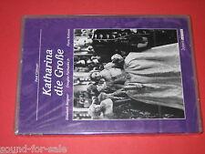 Katharina die Große - Film von 1934 mit Elisabeth Bergner - DVD