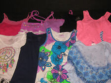 Justice Girls Size 14 Tops spring Summer Clothes Lot