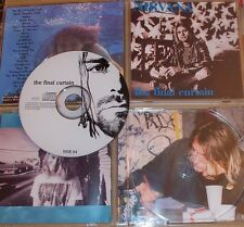 Nirvana Kurt Cobain The Final Curtain rare last show original live cd mint new
