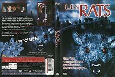 UNIQUEMENT LA JAQUETTE POUR DVD : LES RATS