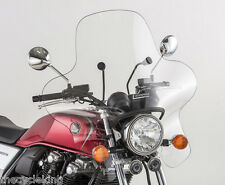 Yamaha Virago & V-Star XV 250 - Clear Slipstreamer Enterprise Touring Windshield