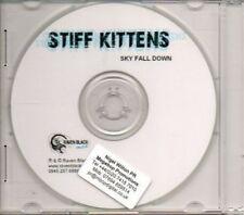 (154Z) Stiff Kittens, Sky Fall Down - DJ CD