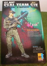 DRAGON 1/6 MODERN US STEVE - U.S. NAVY - SEAL TEAM SIX