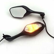 Turn Signal Mirrors for Honda CBR1000RR 2008 2009 2010 2011 2012 Carbon clear