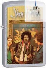 Zippo 29174 Jimi Hendrix Lighter & Z-PLUS INSERT BUNDLE