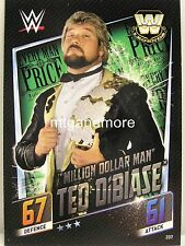 "Slam Attax Then Now Forever - #207 ""Million Dollar Man"" Ted DiBiase"